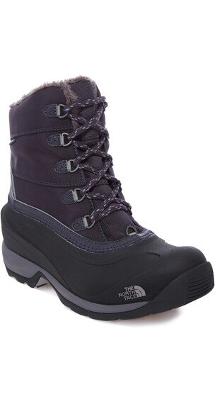 The North Face Chilkat III Nylon Shoes Women nine iron grey/q-silver grey